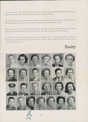 Page 19, 1948 Edition, Central High School - Pemican Yearbook (High Point, NC) online yearbook collection