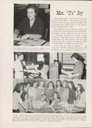 Page 20, 1948 Edition, Central High School - Pemican Yearbook (High Point, NC) online yearbook collection