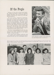 Page 22, 1948 Edition, Central High School - Pemican Yearbook (High Point, NC) online yearbook collection
