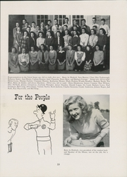 Page 23, 1948 Edition, Central High School - Pemican Yearbook (High Point, NC) online yearbook collection