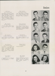 Page 27, 1948 Edition, Central High School - Pemican Yearbook (High Point, NC) online yearbook collection