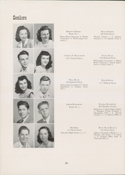 Page 28, 1948 Edition, Central High School - Pemican Yearbook (High Point, NC) online yearbook collection