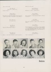 Page 29, 1948 Edition, Central High School - Pemican Yearbook (High Point, NC) online yearbook collection