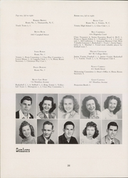 Page 30, 1948 Edition, Central High School - Pemican Yearbook (High Point, NC) online yearbook collection