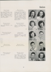 Page 31, 1948 Edition, Central High School - Pemican Yearbook (High Point, NC) online yearbook collection