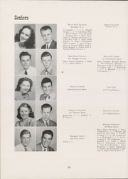 Page 32, 1948 Edition, Central High School - Pemican Yearbook (High Point, NC) online yearbook collection