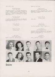 Page 34, 1948 Edition, Central High School - Pemican Yearbook (High Point, NC) online yearbook collection