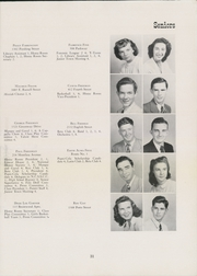 Page 35, 1948 Edition, Central High School - Pemican Yearbook (High Point, NC) online yearbook collection