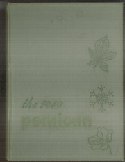 Central High School - Pemican Yearbook (High Point, NC) online yearbook collection, 1949 Edition, Page 1