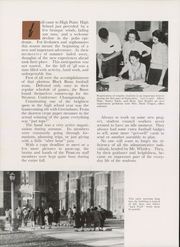 Page 12, 1949 Edition, Central High School - Pemican Yearbook (High Point, NC) online yearbook collection