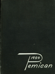 Central High School - Pemican Yearbook (High Point, NC) online yearbook collection, 1954 Edition, Page 1