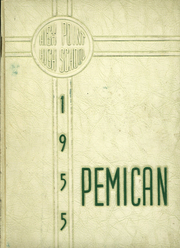 Page 1, 1955 Edition, Central High School - Pemican Yearbook (High Point, NC) online yearbook collection