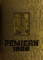 Page 1, 1956 Edition, Central High School - Pemican Yearbook (High Point, NC) online yearbook collection