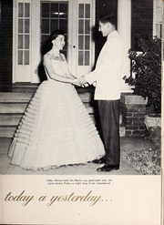 Page 9, 1956 Edition, Central High School - Pemican Yearbook (High Point, NC) online yearbook collection
