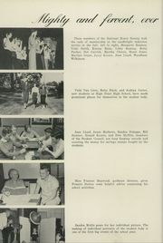 Page 16, 1957 Edition, Central High School - Pemican Yearbook (High Point, NC) online yearbook collection