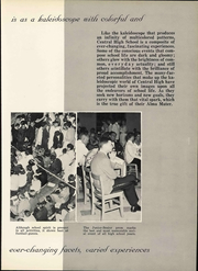 Page 11, 1964 Edition, Central High School - Pemican Yearbook (High Point, NC) online yearbook collection