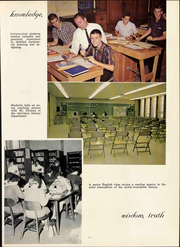 Page 17, 1964 Edition, Central High School - Pemican Yearbook (High Point, NC) online yearbook collection