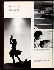 Page 6, 1964 Edition, South Mecklenburg High School - Someca Yearbook (Charlotte, NC) online yearbook collection