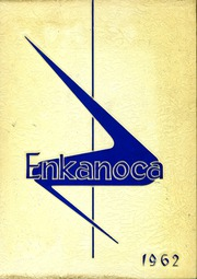 1962 Edition, Enka High School - Enkanoca Yearbook (Enka, NC)