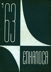 1963 Edition, Enka High School - Enkanoca Yearbook (Enka, NC)