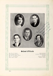 Page 8, 1932 Edition, Needham Broughton High School - Latipac Yearbook (Raleigh, NC) online yearbook collection