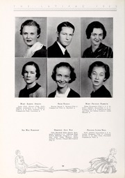 Page 16, 1935 Edition, Needham Broughton High School - Latipac Yearbook (Raleigh, NC) online yearbook collection