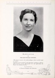 Page 8, 1935 Edition, Needham Broughton High School - Latipac Yearbook (Raleigh, NC) online yearbook collection