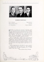 Page 9, 1935 Edition, Needham Broughton High School - Latipac Yearbook (Raleigh, NC) online yearbook collection