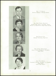 Page 16, 1937 Edition, Needham Broughton High School - Latipac Yearbook (Raleigh, NC) online yearbook collection