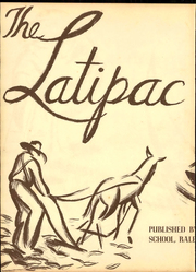 Page 6, 1938 Edition, Needham Broughton High School - Latipac Yearbook (Raleigh, NC) online yearbook collection