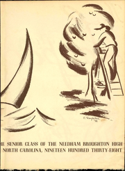 Page 7, 1938 Edition, Needham Broughton High School - Latipac Yearbook (Raleigh, NC) online yearbook collection