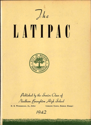 Page 5, 1942 Edition, Needham Broughton High School - Latipac Yearbook (Raleigh, NC) online yearbook collection