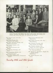 Page 12, 1948 Edition, Needham Broughton High School - Latipac Yearbook (Raleigh, NC) online yearbook collection