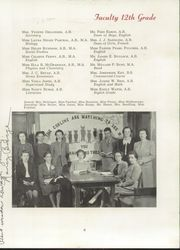 Page 13, 1948 Edition, Needham Broughton High School - Latipac Yearbook (Raleigh, NC) online yearbook collection