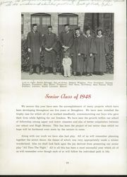 Page 14, 1948 Edition, Needham Broughton High School - Latipac Yearbook (Raleigh, NC) online yearbook collection