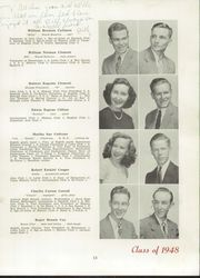 Page 17, 1948 Edition, Needham Broughton High School - Latipac Yearbook (Raleigh, NC) online yearbook collection