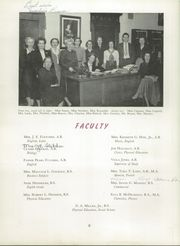 Page 12, 1949 Edition, Needham Broughton High School - Latipac Yearbook (Raleigh, NC) online yearbook collection