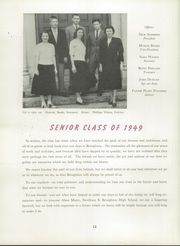 Page 16, 1949 Edition, Needham Broughton High School - Latipac Yearbook (Raleigh, NC) online yearbook collection