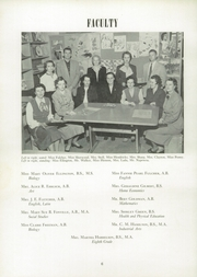 Page 10, 1954 Edition, Needham Broughton High School - Latipac Yearbook (Raleigh, NC) online yearbook collection