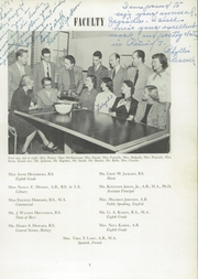 Page 11, 1954 Edition, Needham Broughton High School - Latipac Yearbook (Raleigh, NC) online yearbook collection