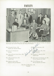 Page 14, 1954 Edition, Needham Broughton High School - Latipac Yearbook (Raleigh, NC) online yearbook collection