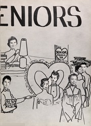 Page 15, 1958 Edition, Needham Broughton High School - Latipac Yearbook (Raleigh, NC) online yearbook collection