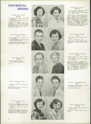 Page 16, 1953 Edition, Williams High School - Doe Wah Jack Yearbook (Burlington, NC) online yearbook collection