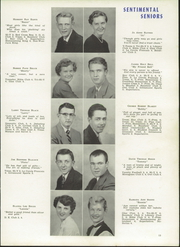 Page 17, 1953 Edition, Williams High School - Doe Wah Jack Yearbook (Burlington, NC) online yearbook collection
