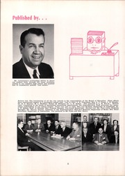 Page 10, 1956 Edition, Williams High School - Doe Wah Jack Yearbook (Burlington, NC) online yearbook collection