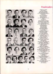 Page 12, 1956 Edition, Williams High School - Doe Wah Jack Yearbook (Burlington, NC) online yearbook collection