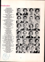 Page 13, 1956 Edition, Williams High School - Doe Wah Jack Yearbook (Burlington, NC) online yearbook collection