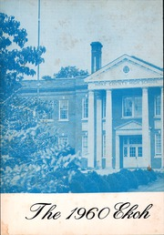 Page 6, 1960 Edition, Hoke County High School - Ekoh Yearbook (Raeford, NC) online yearbook collection