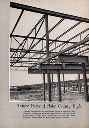 Page 9, 1960 Edition, Hoke County High School - Ekoh Yearbook (Raeford, NC) online yearbook collection