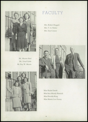 Page 8, 1947 Edition, Shelby High School - Cruiser Yearbook (Shelby, NC) online yearbook collection